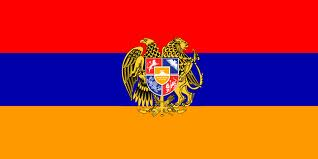 Coat of Arms on Basic Armenian Flag.jpg
