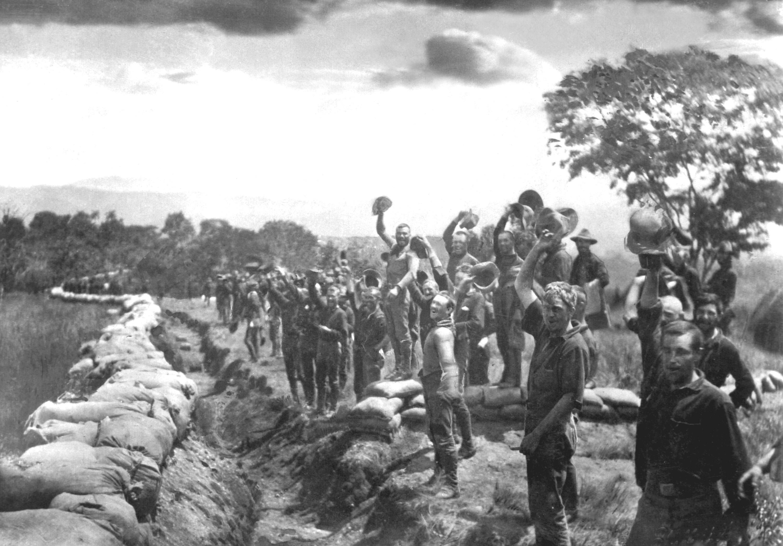 Американо-германская война (Звезда Пленительного Счастья)