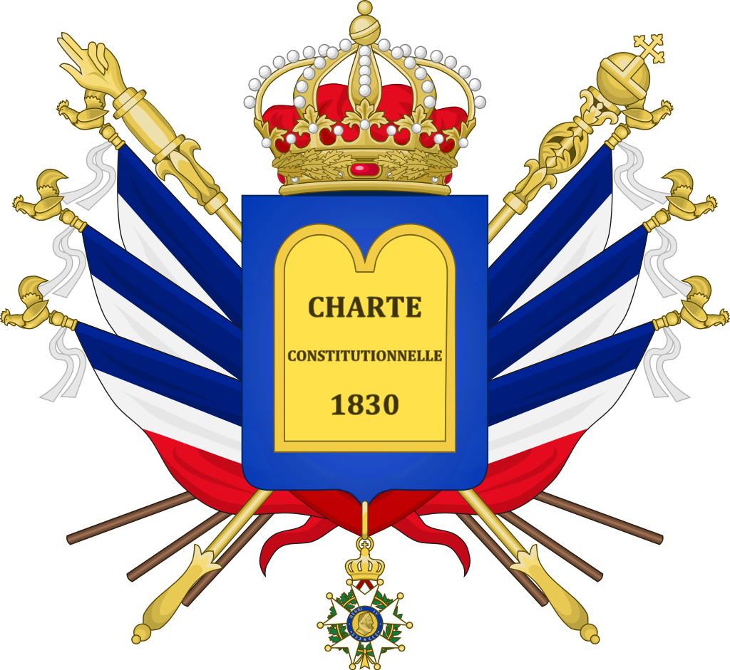 Coat of Arms of the July Monarchy (1831-48) (variant).png