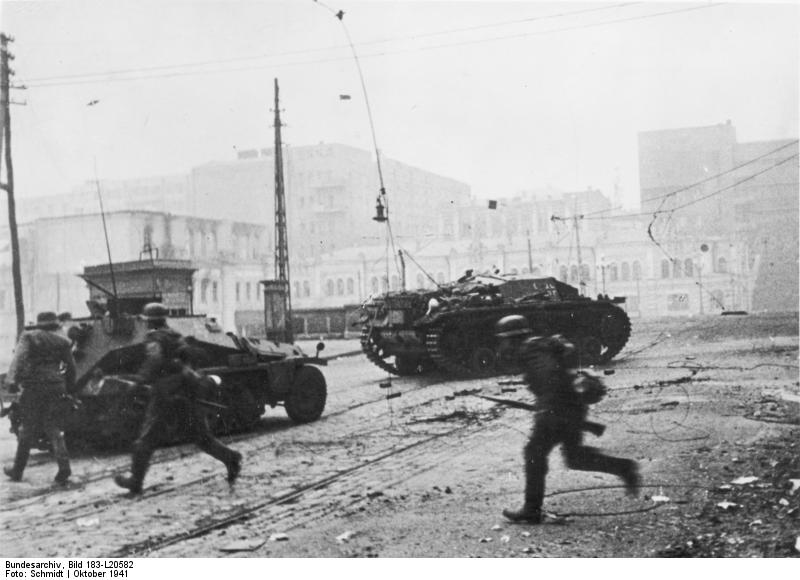 1946 Batumi Raid (Hitler's World)