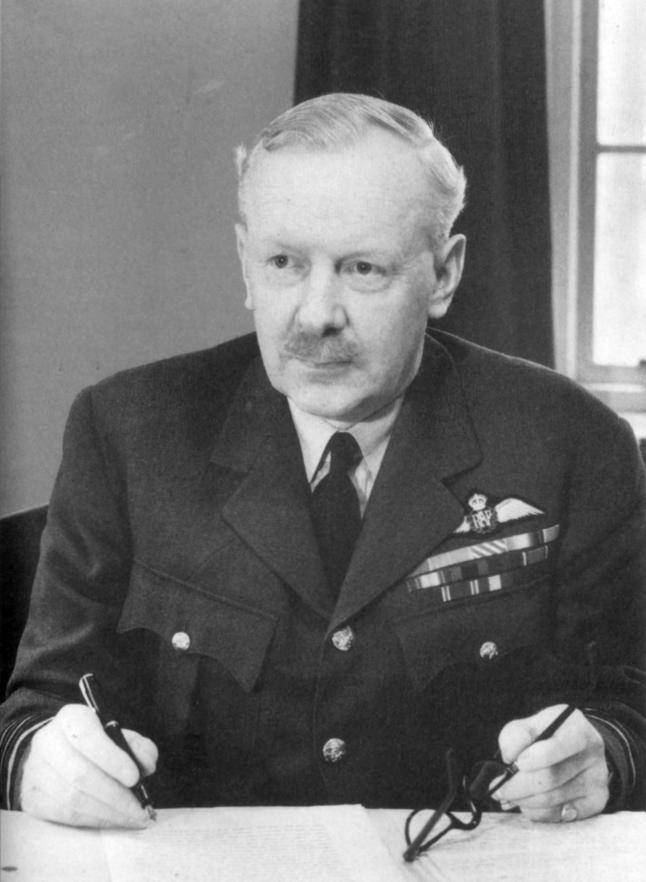 Arthur Harris (Utopía Nazi)