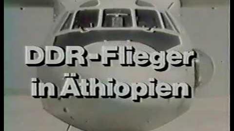 DDR-Flieger in Äthiopien (1985)