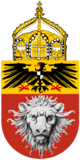 Coat of Arms of German East Africa