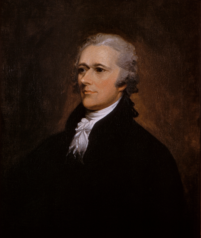 Alexander Hamilton (Federalist America)