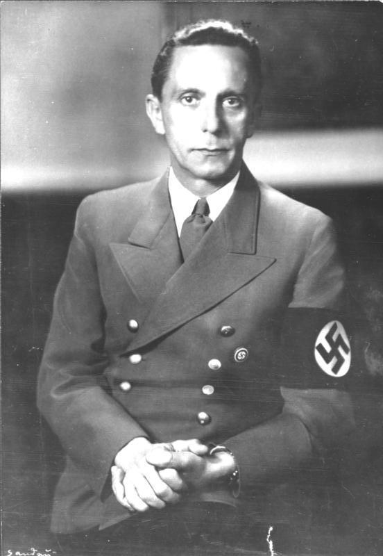 Joseph Goebbels (Utopía Nazi)