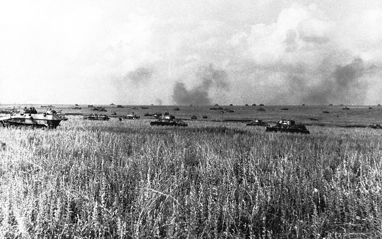Batalla de Kursk (Utopía Nazi)