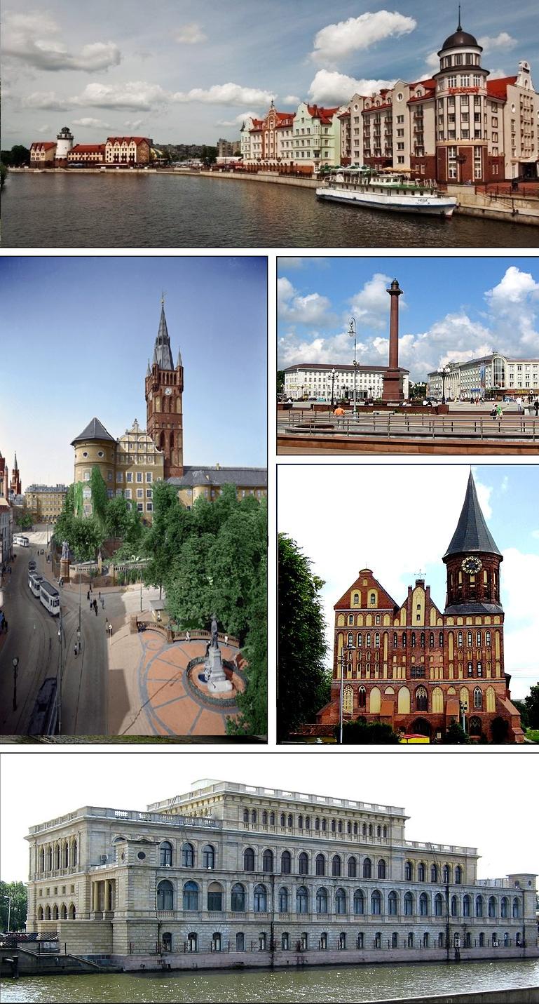Ciudad de Königsberg (Gran Imperio Alemán)