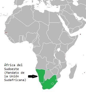 Sudáfrica (Ucronía Peronista)