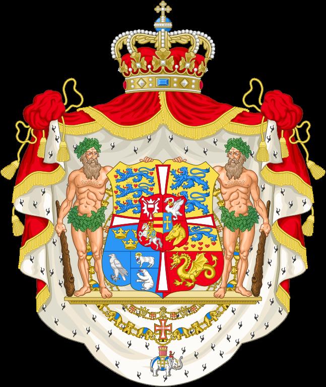 Королевство Дания (Pax Napoleonica)