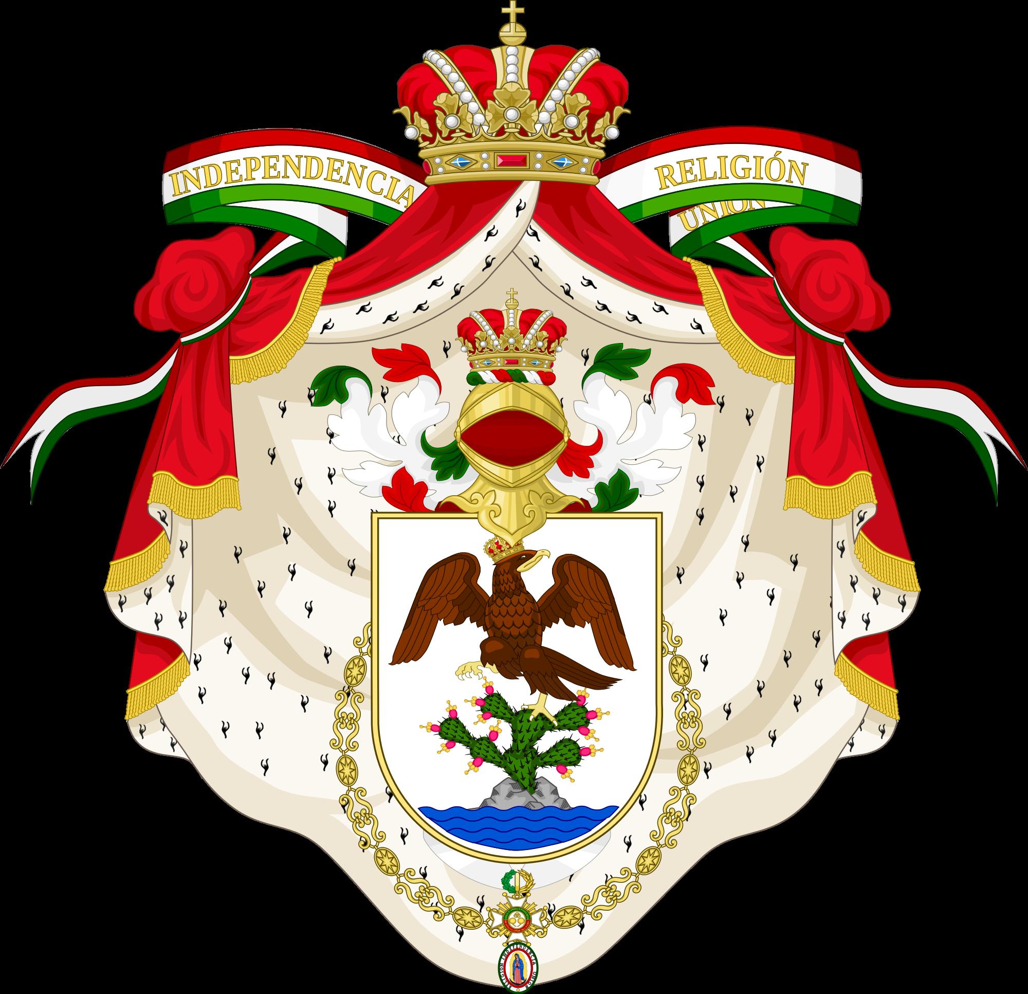 Agustín I de México (MNI)