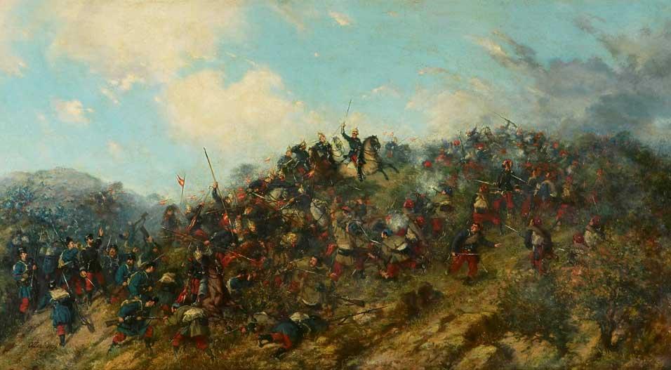 Вторая гражданская война в Испании (Pax Napoleonica)