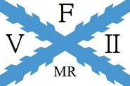 Bandera de la Junta de México (UAD)