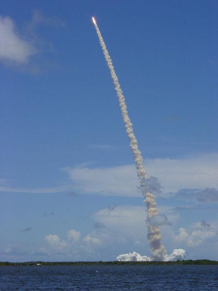 Coyolxauhqui shuttle launch.jpg