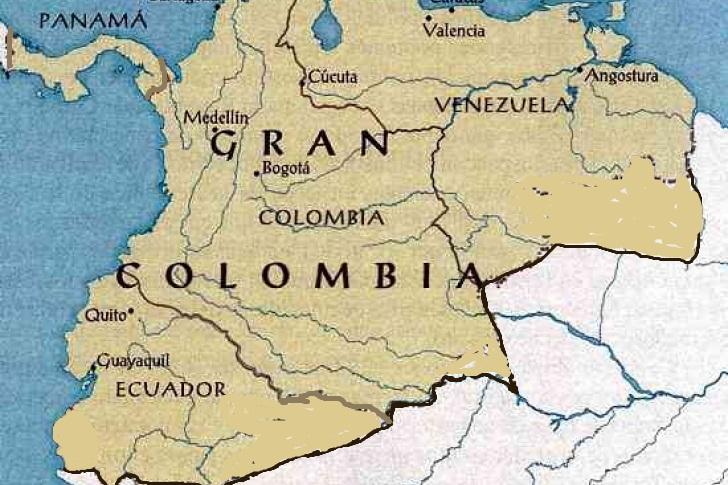 Gran Colombia mantenida