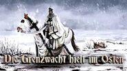 Die Grenzwacht hielt im Osten German folk song english translation