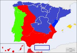 Alternate Spanish Civil War