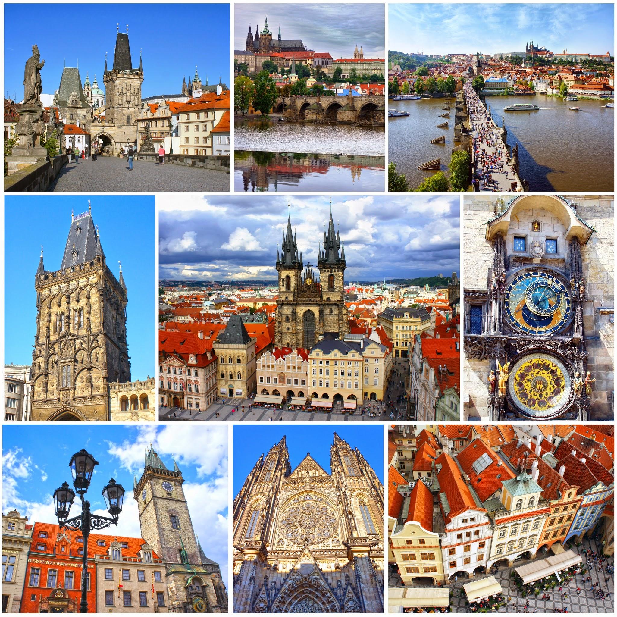 Praga (Utopía Nazi)