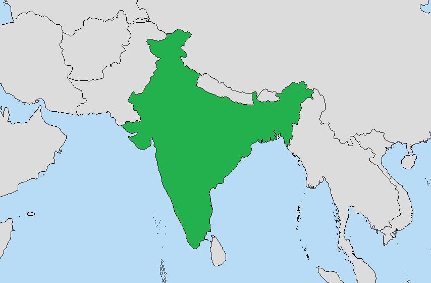 India (Gran Imperio Alemán)