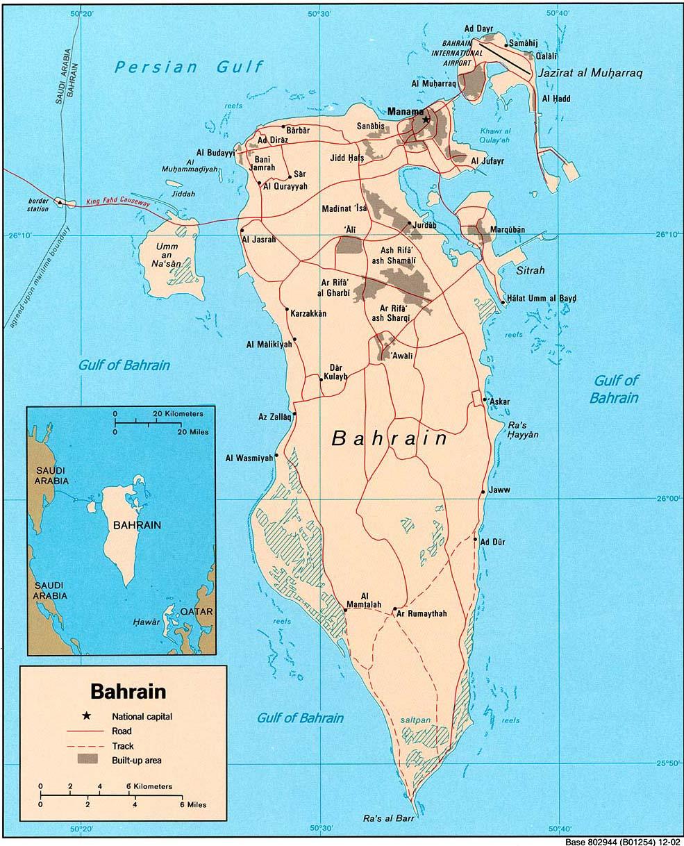 1946 Battle For Bahrain (Hitler's World)