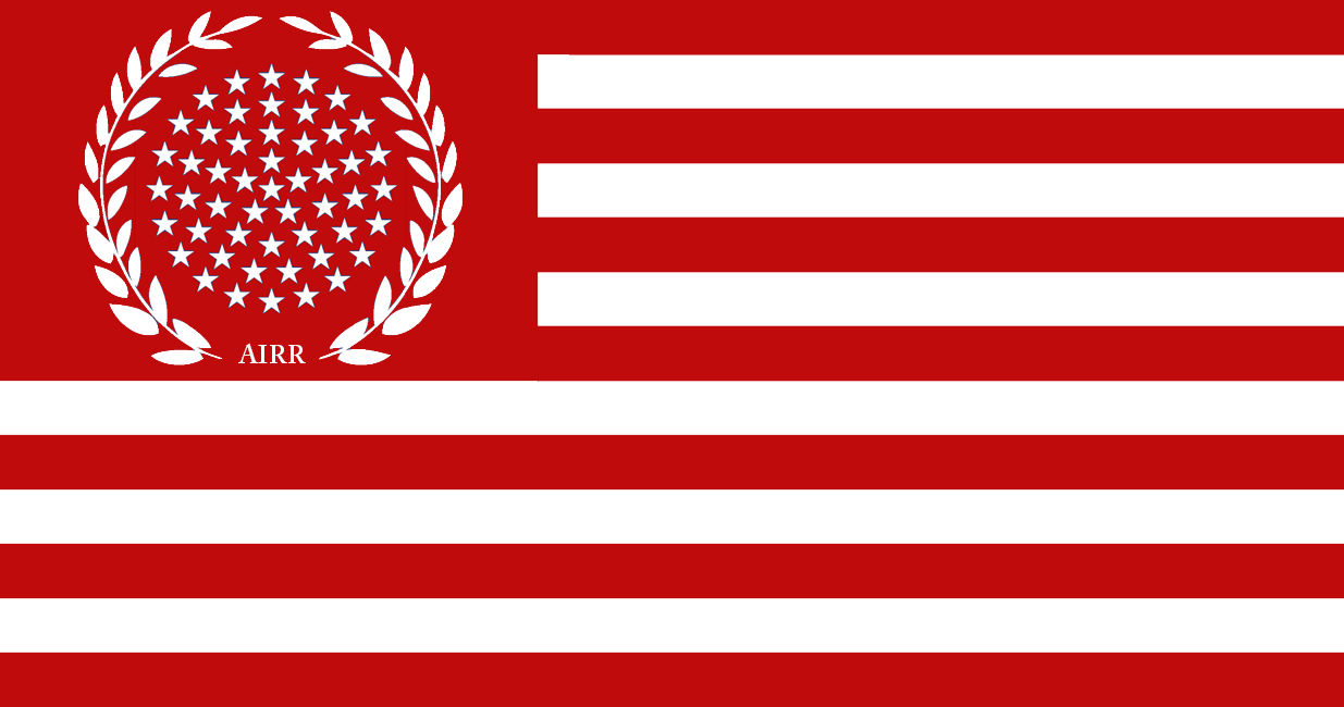 Flag of Roman America (A Democracy of Rome).png