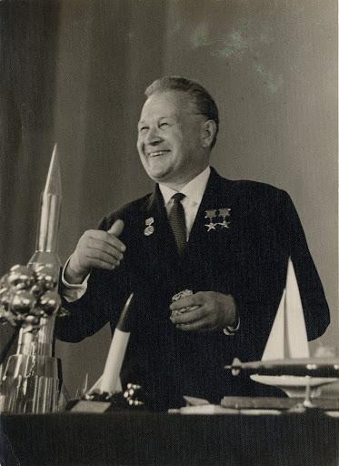 Владимир Челомей (Социализм с человеческим лицом)
