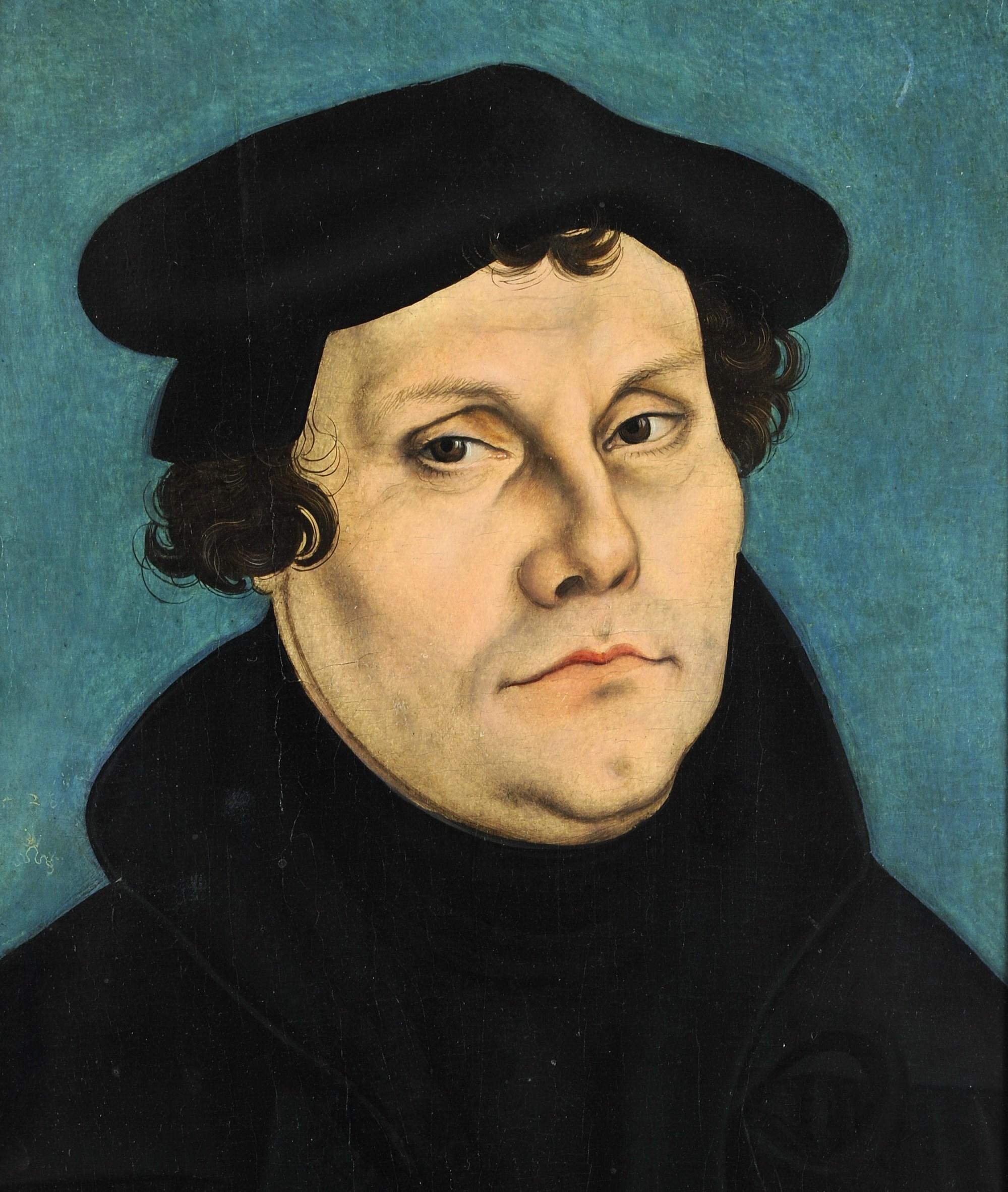 Мартин Лютер (Победа при Босуорте)