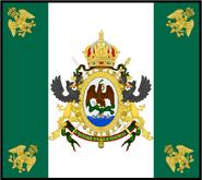 Estandarte imperial México