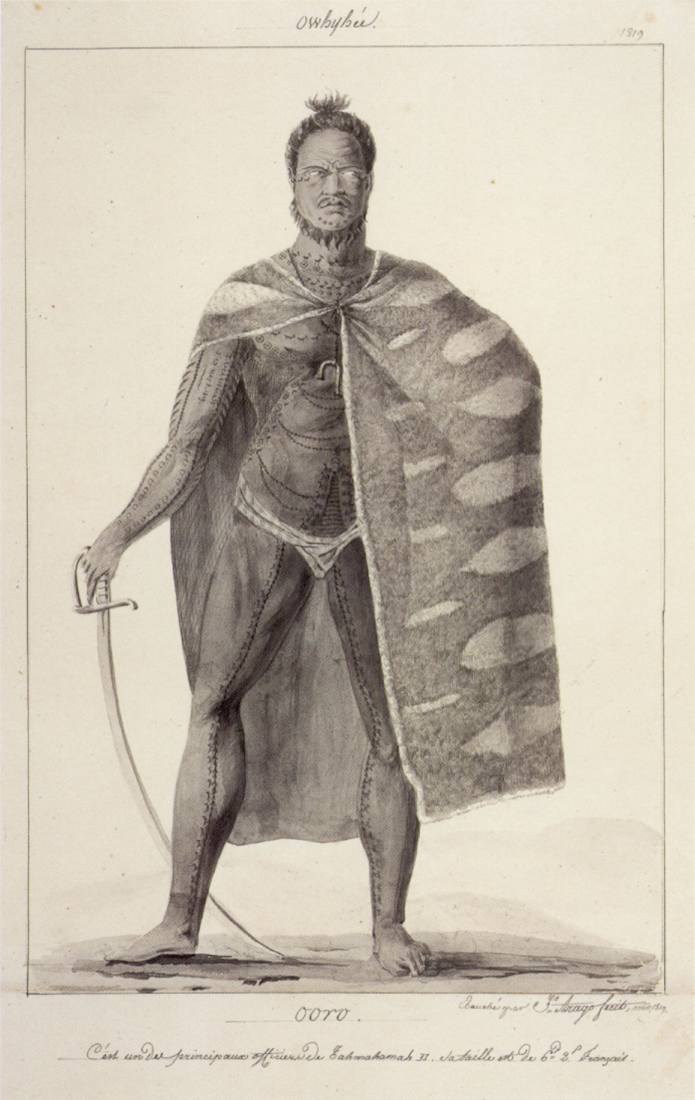 Governors of Oahu (Principia Moderni IV Map Game)