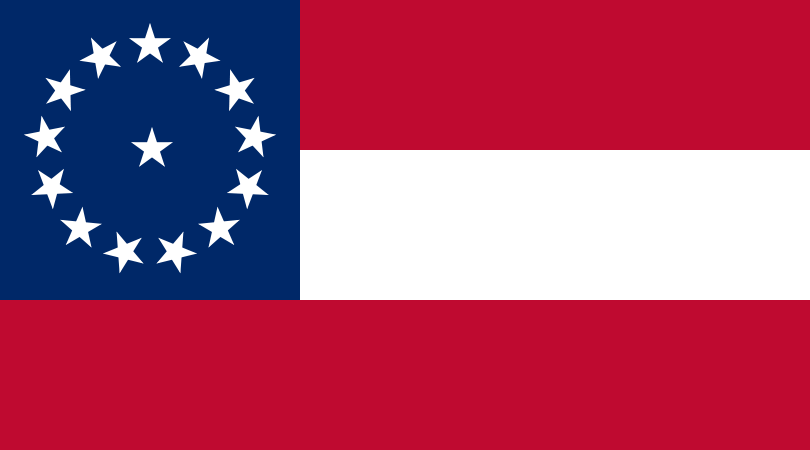 Flag of the Confederate States 14 stars.png
