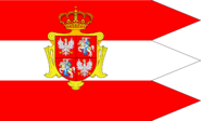 Drapeau Pologne-Lituanie