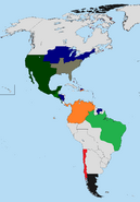 Mapa Batalla Continental 11.0