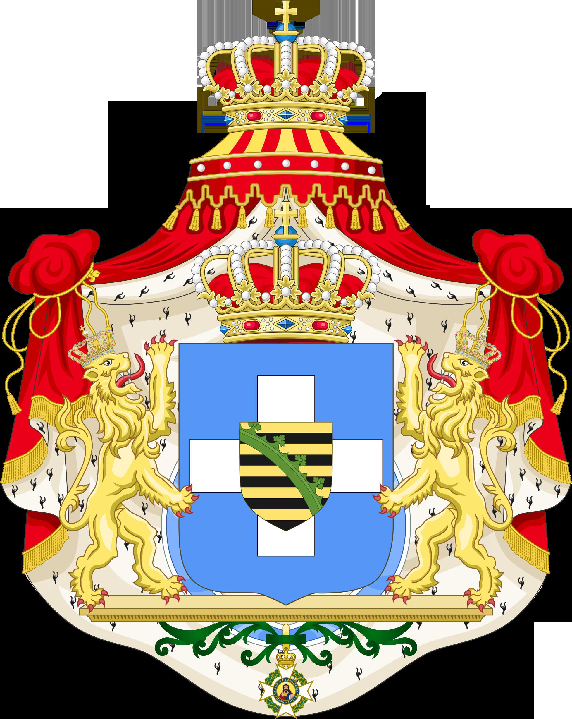 Королевство Греция (Свобода, равенство, братство!)