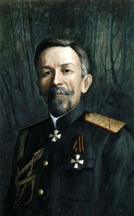 Лавр Георгиевич Корнилов (Мир Российского государства)