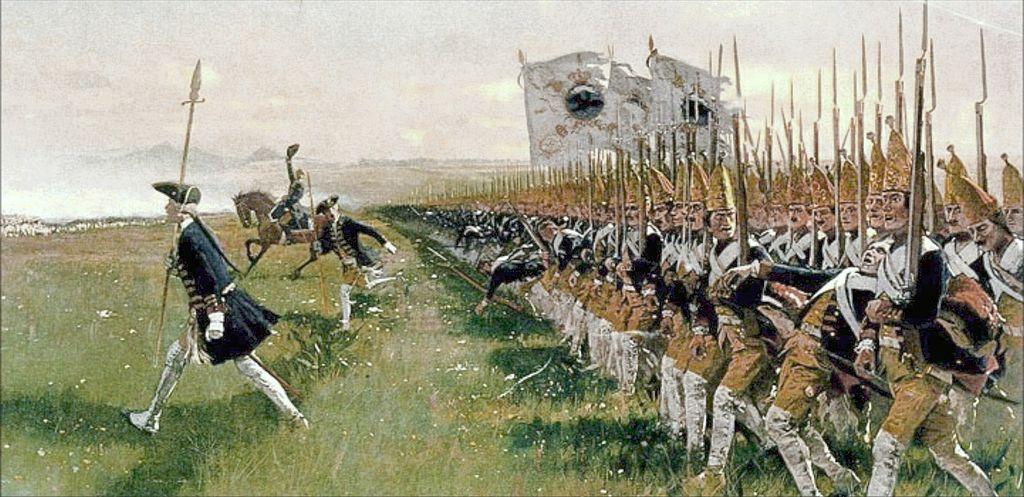 Война за австрийское наследство (Трагедия Мадридского двора)