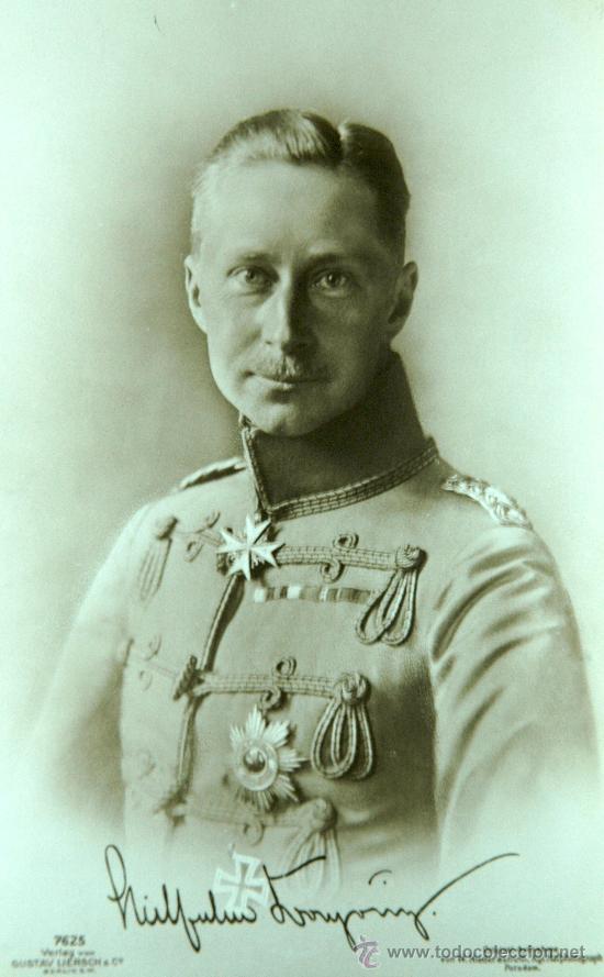 Guillermo III de Alemania (ASXX)