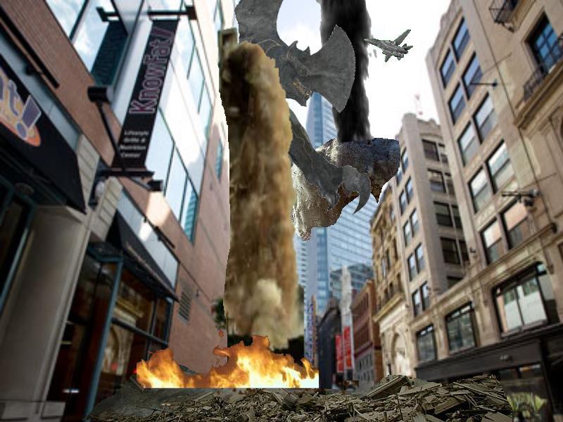 2012 Massachusetts Monster Attack