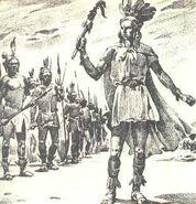 Totepeuh Toltec Empire Domesday