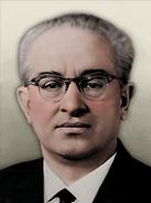 Коми Yury Andropov