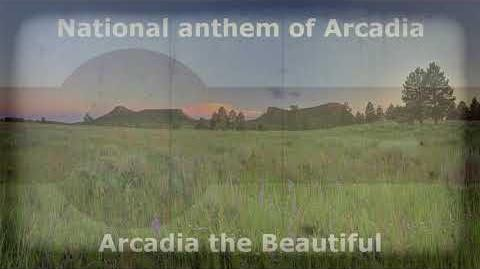 Arcadia the Beautiful (Alternate history anthem)-0