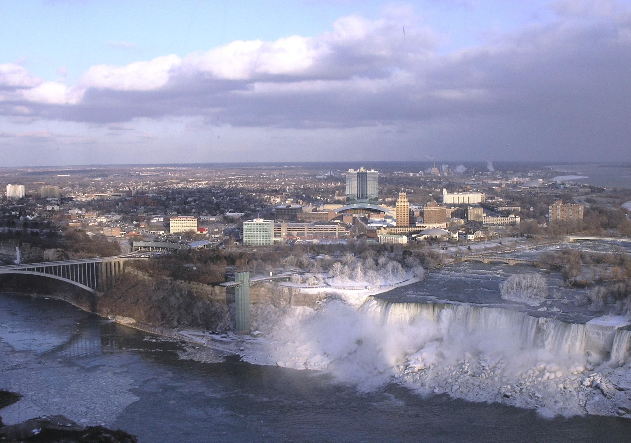 Niagara Falls (1983: Doomsday)