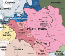 PolenLitauen