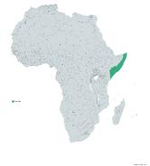 SOMALIA MAPA 1993 LGMS