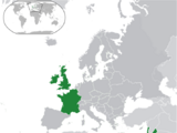 United Kingdom of the British Isles and France (Multipolarity)