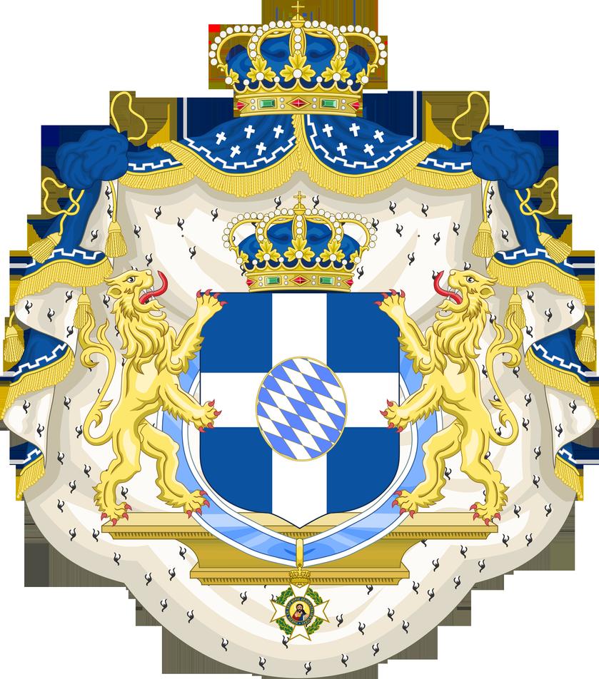 Королевство Греция (Царствуй на славу)