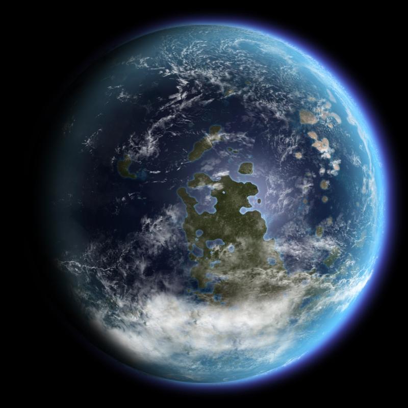 Мир обитаемой Луны (таймлайн)