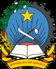 Escudo de Armas del República de Angola