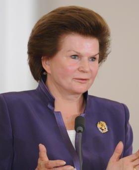 Valentina Tereshkova (ASXX)
