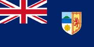 Bandera de Nueva Escocia del Sur 1830-1919