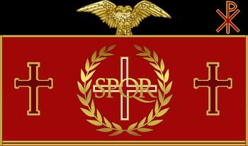 Flag of the Imperium Romanum
