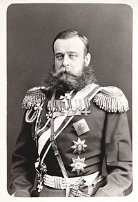 Михаил Дмитриевич Скобелев (Мир Выжившего Скобелева)